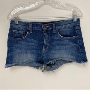 Joe's Jean Penny Denim shorts